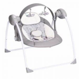 נדנדה חשמלית לתינוק – בייבי מישל