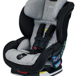 כיסא בטיחות בולווארד קליק טייט עם בד Nanotex ומתקן כוס מתנה Boulevard ClickTight BRITAX