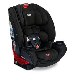 מושב בטיחות One4Life BRITAX וואן 4 לייף ברייטקס ריפוד מיוחד ומפנק Black-Diamond