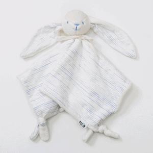 בובת שמיכי לתינוק כחול בהיר