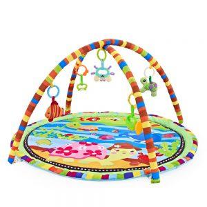 משטח פעילות עם קשת צעצועים Baby Playing Mat CC9628